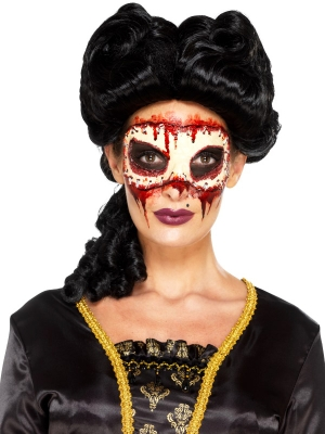 Masquerade Face Off Prosthetic