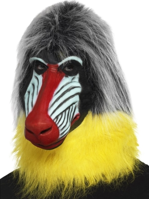Paviāna maska