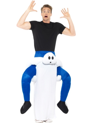 Piggyback Ghost Costume