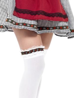 Bavārijas stila kājas prievīte