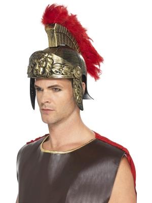 Римский спартанский шлем