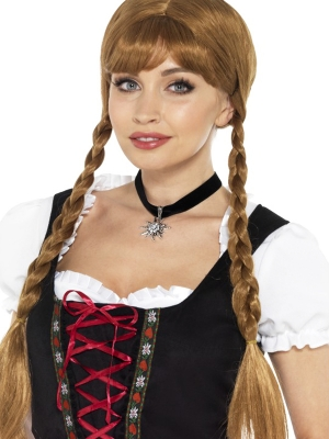 Bavarian Frõulein Choker