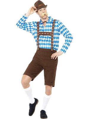 Bavarian Beer Man Costume