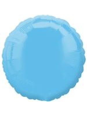 Aplis gaiši zils, 45 cm