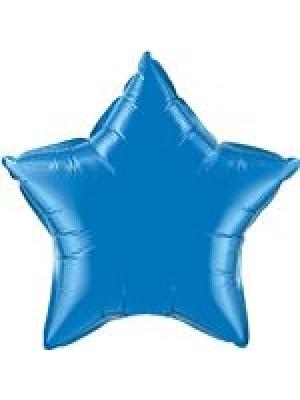 Zvaigzne safīra zila, 50 cm