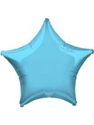Zvaigzne gaiši zila, 48 cm