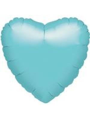 Sirds zilganzaļa, 45 cm