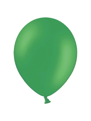 100 gab, Smaragdzaļš, pasteļtonis, 25 cm