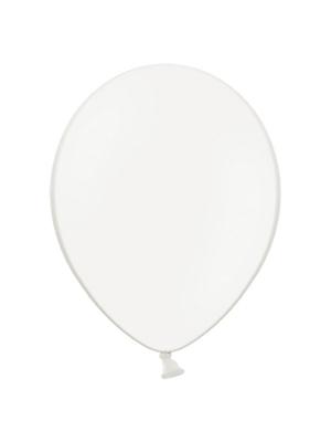100 gab, Balts, pasteļtonis, 25 cm