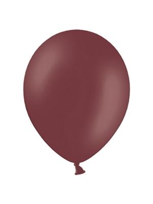 100 gab, Kastaņbrūns, pasteļtonis, 25 cm