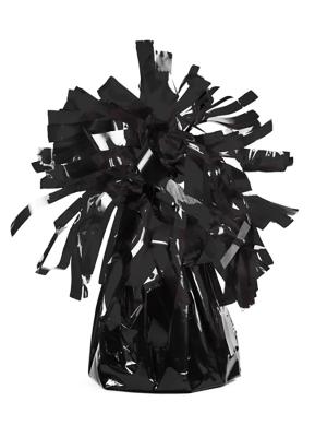 Balonu atsvars, melns, 130 gr