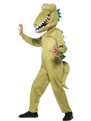 Костюм огромного крокодила