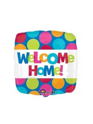 Balons Laipni lūgti mājās!, 45 cm