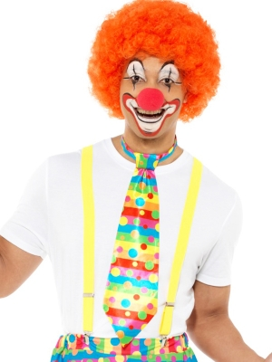 Big Top Clown Tie