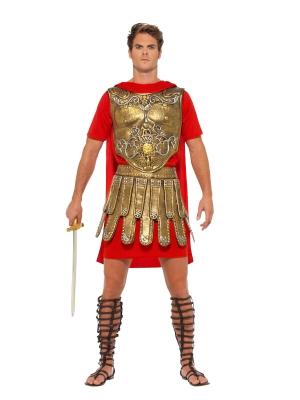 Romiešu gladiatora kostīms,