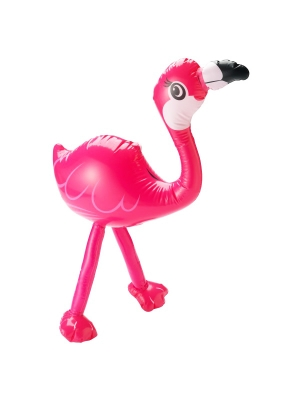 Inflatable Flamingo, 55 cm