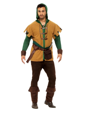 Robin Of The Hood Costume