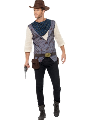 Rugged Cowboy Costume