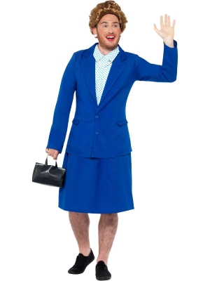 Iron Lady Prime Minister Costume