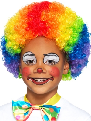 Clown Wig, Afro