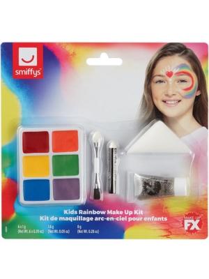 Kids Rainbow Make Up Kit