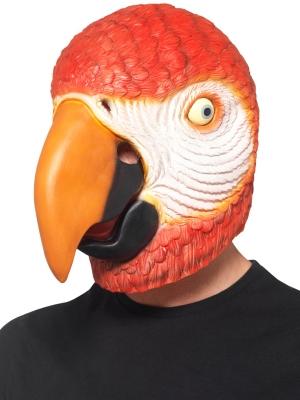 Parrot Latex Mask
