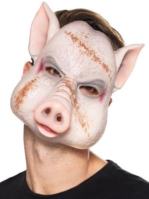 Ļaunas cūkas, slepkavas maska