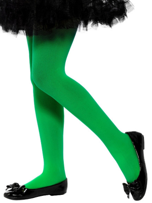 Opaque Tights, (6-12 age)