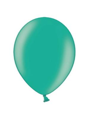 100 pcs, Celebration Balloons, malachit, 25cm