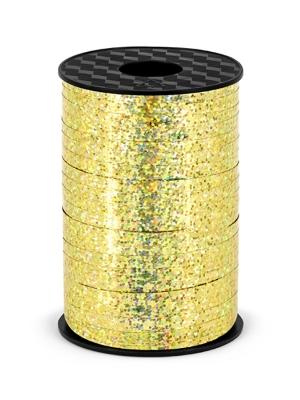 Lente zelta, hologrāfiska, 5 mm x 225 m
