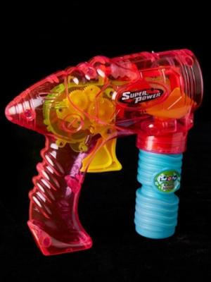 Burbuļu pistole ar šķīdrumu, rozā, 73x48x62cm