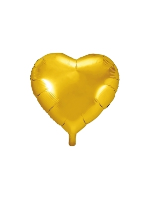 Sirds, zelta, 45 cm