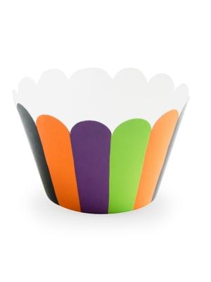 6 gab, Kūciņu ietinamais papīrs Fokuss Pokuss, krāsains, 5 x 7.5 x 5 cm
