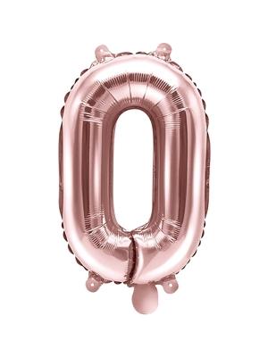 Folija, 0, rozā zelts, 35 cm