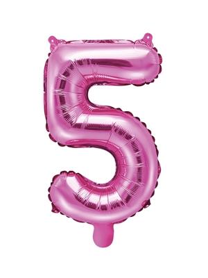 Folija, 5, tumši rozā, 35 cm