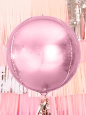 Bumba, gaiši-rozā, 40 cm