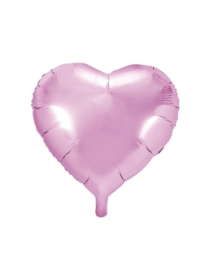 Sirds, gaiši rozā, 61 cm