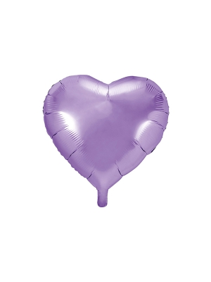 Sirds, gaiši lillā, 45 cm