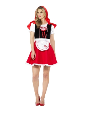 Red Riding Hood Lady Costume