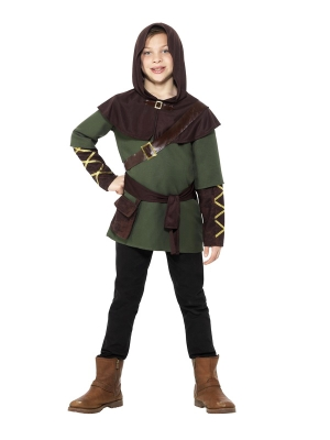 Robin Hood Boy Costume