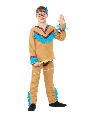 Native American Inspired Boy Costume