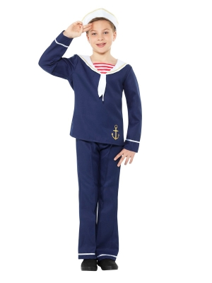 Sailor Boy Costume