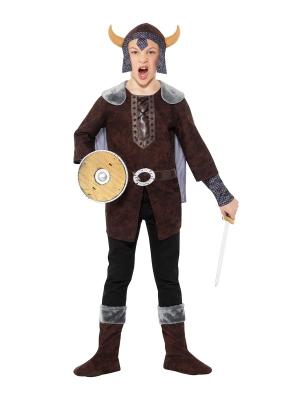 Vikingu zēna kostīms