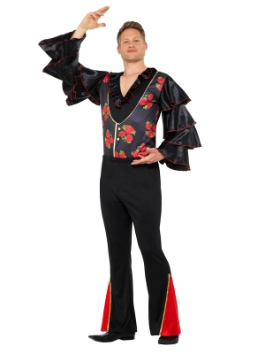 Flamenco Man Costume