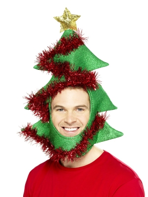 Шляпа рождественской елки