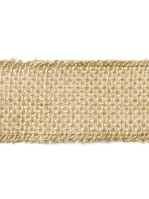 Лента из мешковины, 4 x 500 см