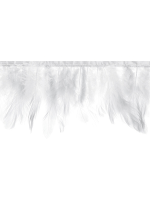 Spalvu virtene,balta, 17 x 100 cm