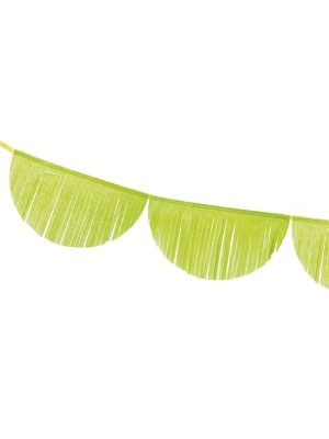 Papīra virtene, ābolu zaļš, 32 x 300 cm