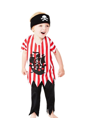 Jolly Pirate Costume