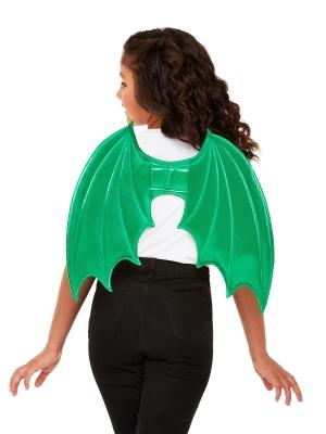 Pūķa spārni, zaļi
